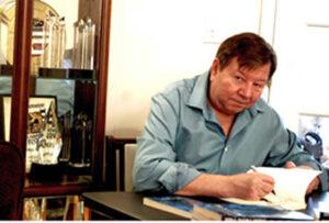 Harold L. Brown book signing